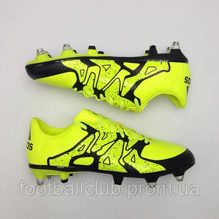 Adidas X15.3 SG, фото 2