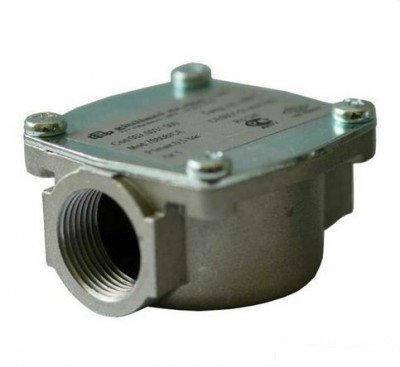 Фильтр газовый 3.4 алюминий, фото 2