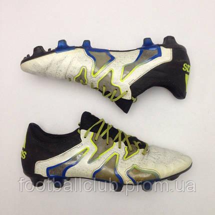 Adidas X 15+ SL FG/AG, фото 2