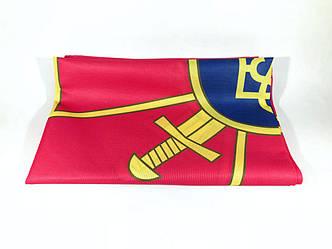 Флаг Сухопутных войск Украины - (0.9м*1.35м), фото 2