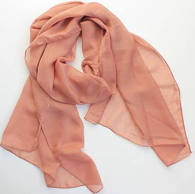 Женский шарф 150 на 50 dress 11-305_охра