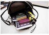 Небольшая женская сумка через плечо. Маленькая сумочка через плечо. Стильные сумки. Женские сумки., фото 6