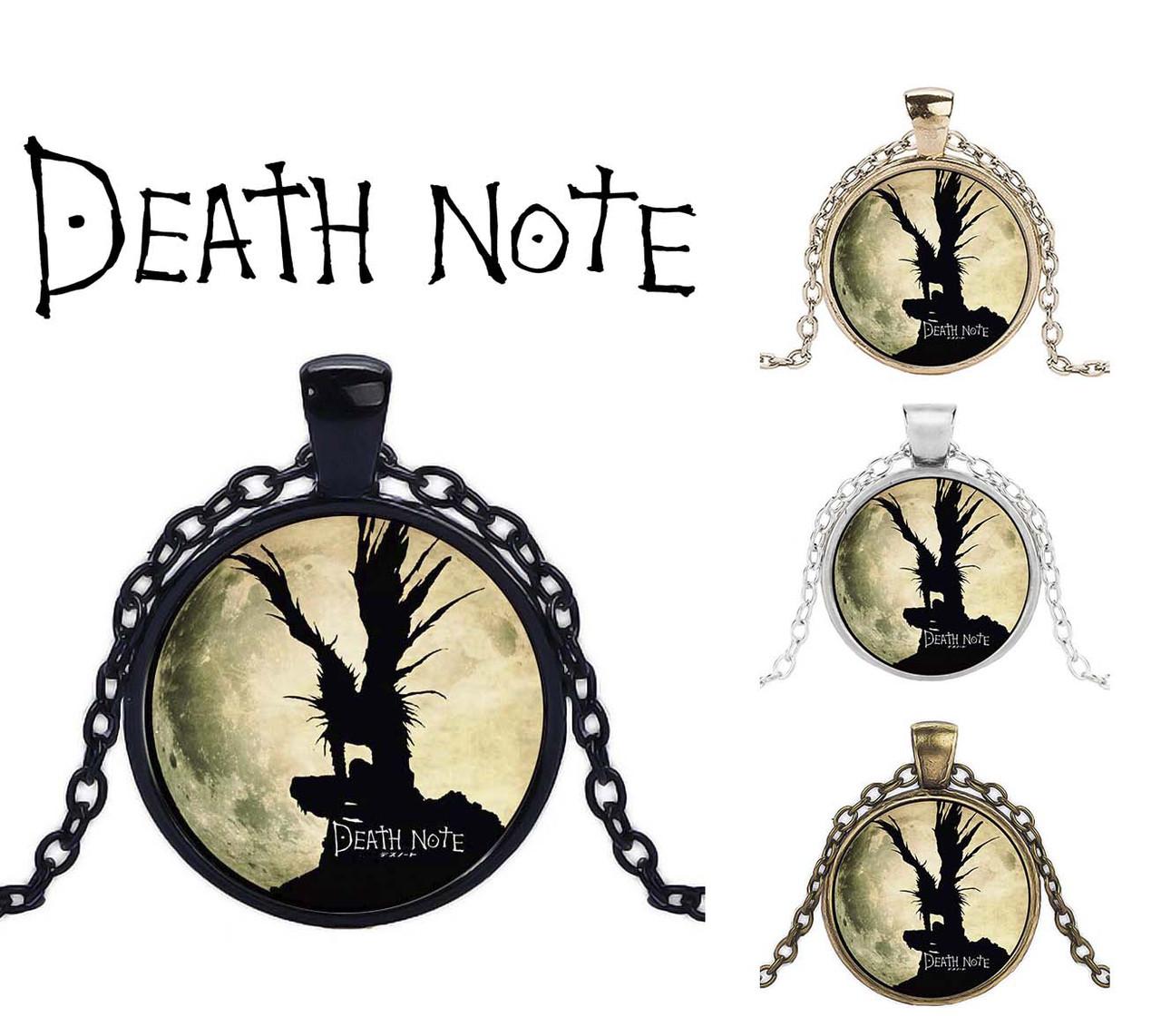 Кулон с изображением Рюка из Тетради смерти Death note