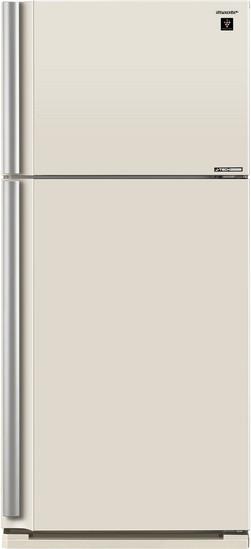 Двухкамерный холодильник Sharp SJ-XE680MBE