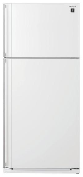 Двухкамерный холодильник Sharp SJ-SC680VWH