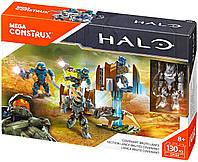 Конструктор Mega Bloks Договор Брута Ленса (Mega Construx Halo Covenant Brute Lance)