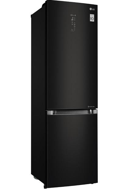 Двухкамерный холодильник Lg GA-B499TGBM