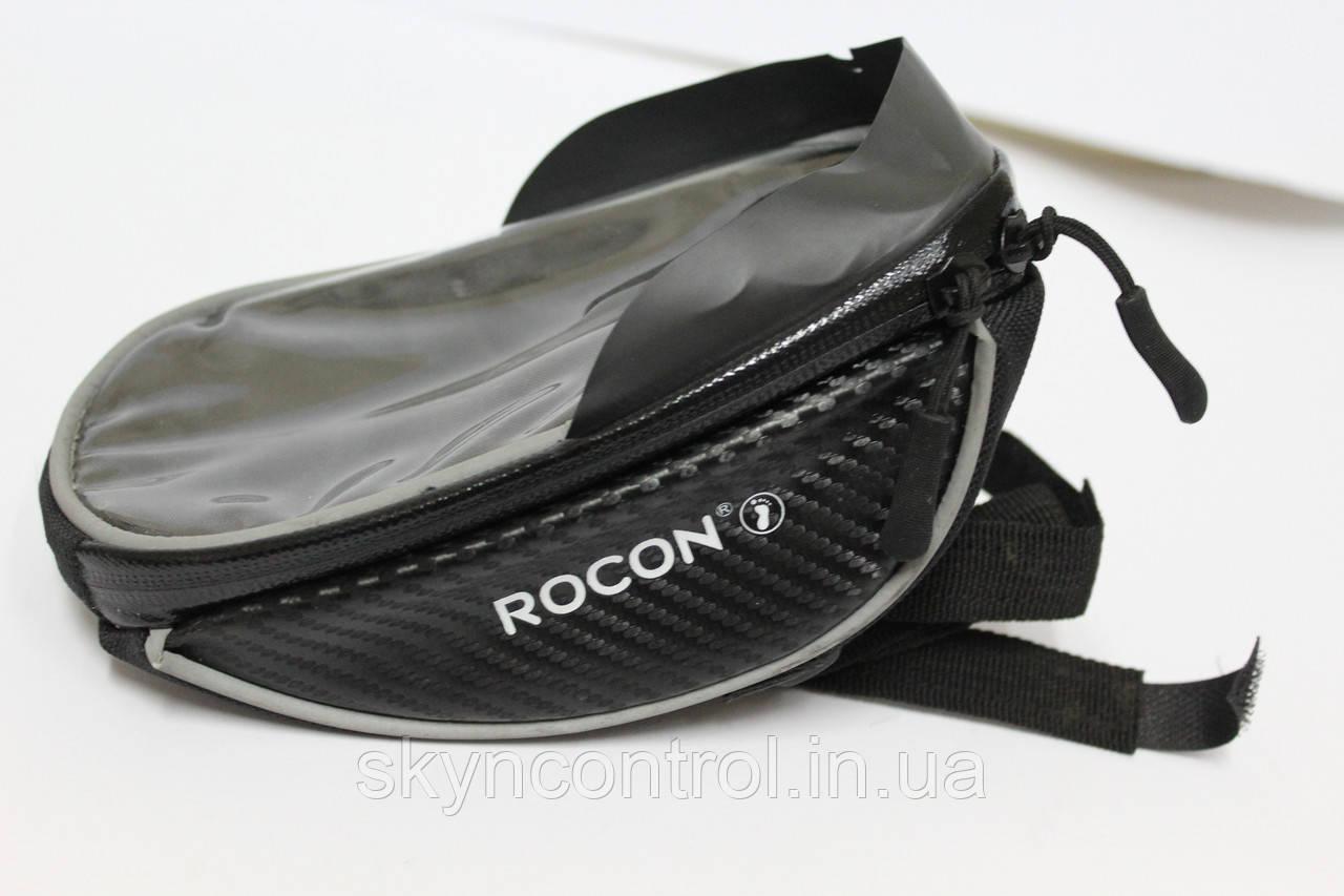Сумка велосипедная ROCON для телефона на вынос руля