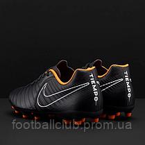 Nike Tiempo Legend VII Club FG AH7251-080, фото 3
