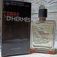 Hermes Terre D'Hermes Eau De Toilette 100ml.