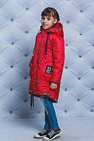 Детская демисезонная куртка для девочки , фото 1
