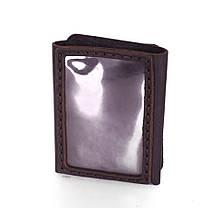 Кошелек мужской кожаный ручной работы 13, фото 2