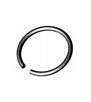 Стопороноое кольцо Ø18 круглое