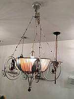 Интерьерный подвесной светильник BAGA