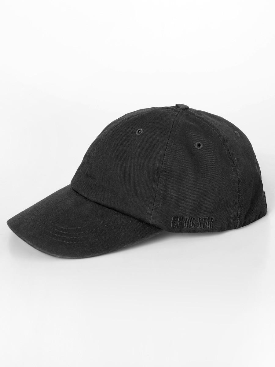 Кепка мужская BIG STAR BS GANNICUS CAP 900 BLACK