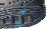 Кроссовки на полукруглой подошве., фото 3