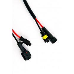 Переходник KET-AMP для подключения ксеноновых ламп к блокам розжига