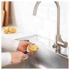 ИКЕА 365+ ВЭРДЕФУЛ Нож для чистки овощей, черный 00152159 ИКЕА, IKEA, IKEA 365+ VÄRDEFULL, фото 3