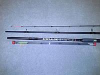 Фидер 3.3 метра Kaida IMPULSE-2 (60-160)гр carbon im 7