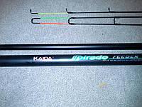 Фидерное удилище KAIDA Spirado 3.6метра до 150гр