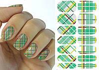 Наклейки для дизайна ногтей № 32, фото 1