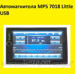 Автомагнитола MP5 7018 Little USB!Акция, фото 2