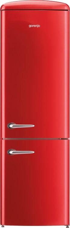 Двухкамерный холодильник Gorenje ORK192RD