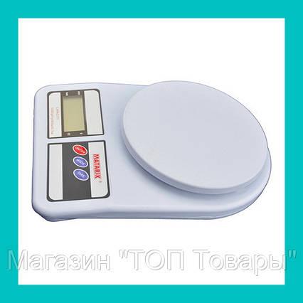 Весы кухонные MATRIX MX-400 10!Акция, фото 2
