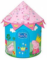 Палатка детская игровая Свинка Пеппа Peppa Pig 30012