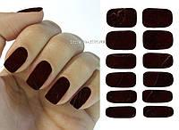 Наклейки для дизайна ногтей № 36