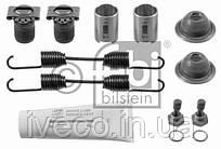 Ремкомплект тормозного цилиндра Ивеко Турбостар Турботех Iveco Turbostar Turbotech Eurocargo 135-180