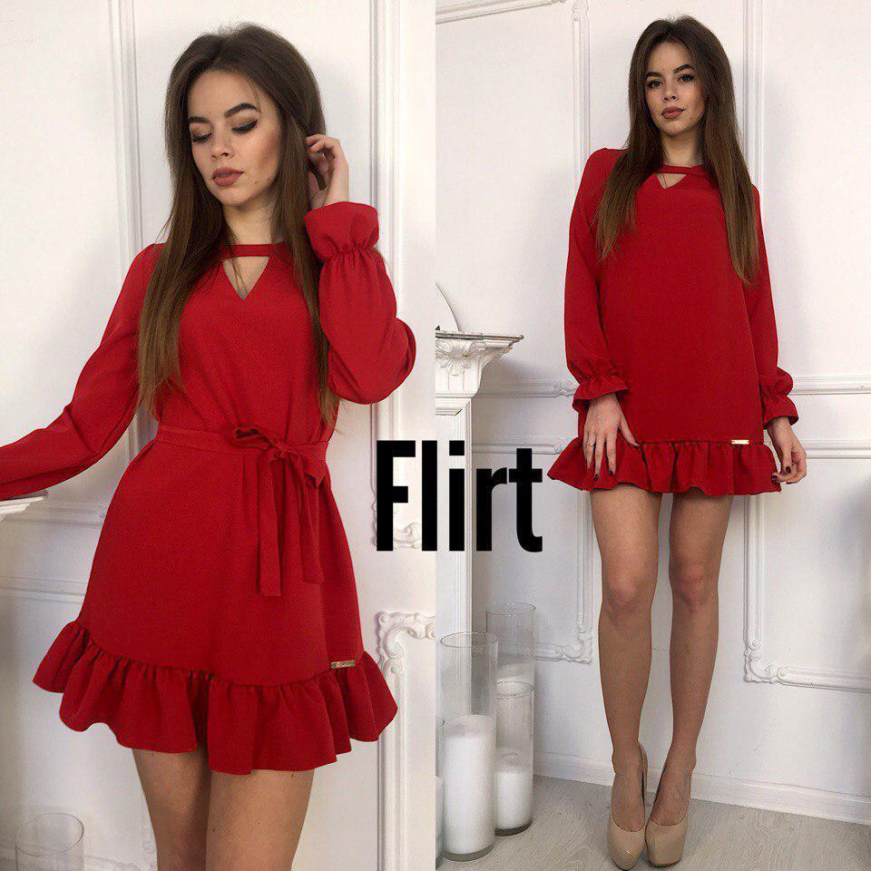 Повседневное прямое платье мини тв-03013-4 — купить недорого в ... 3358fc68f64