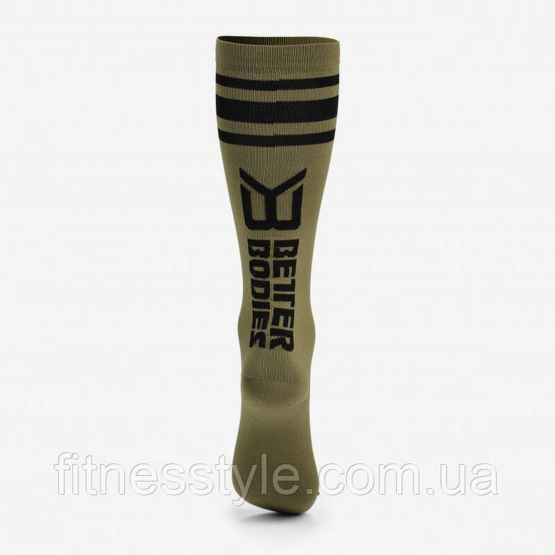 Гольфи BB Knee Socks, Military Green