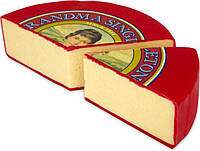 "Органический сыр ""Чеддер 34%"", Grandma Singleton's , 1 кг"