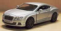 1:38 Bentley Continental GT Speed (2012), фото 1