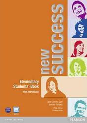 New Success Elementary Student's Book with ActiveBook CD-ROM (учебник)