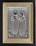 Икона Святые супруги Петр и  Феврония
