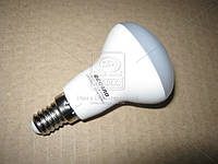 Лампа светодиодная R50 7W 4100k 560lm E14 220V DECARO