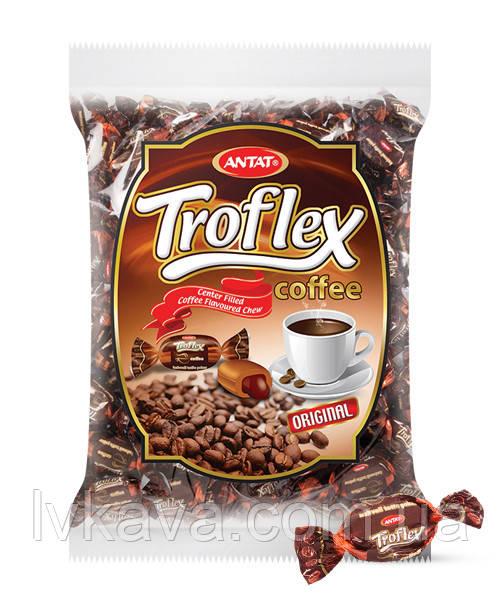 Жевательные конфеты Troflex Coffee  , 1000 гр
