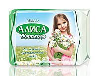"""Туалетное мыло """"Алиса""""предупреждает сухость кожи"""