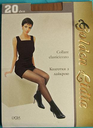 "Женские колготки ""Golden Lidia"" 20 ден"