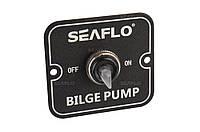 Панель переключения помпы Seaflo SFSP-02, фото 1