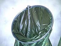 Садок карповый прорезиненная ткань d 33,длинна1.7 м