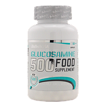 Хондропротектор BioTech Glucosamine 500 60 caps