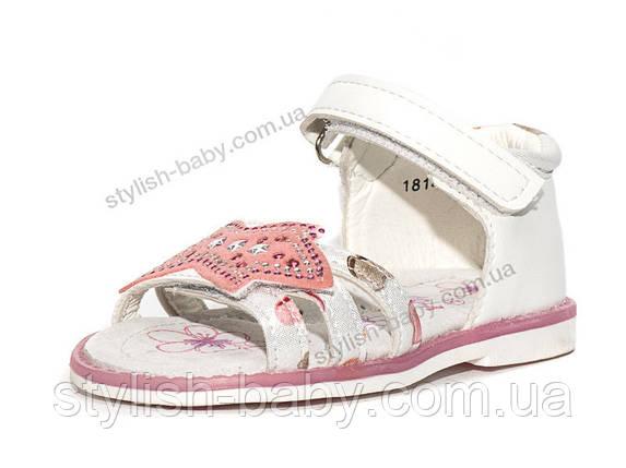 Детская обувь оптом. Летняя обувь 2018. Детские босоножки бренда Y.TOP для девочек (рр. с 21 по 26), фото 2