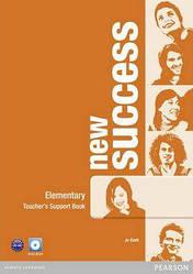New Success Elementary Teacher's Book with DVD-ROM (книга учителя)