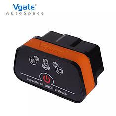 Диагностический автосканер Vgate iCar2 ELM 327 OBD2 V2.1 Bluetooth для Android Orange