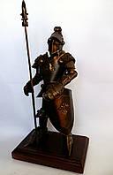 Коллекционная статуэтка рыцаря высотой 50 см