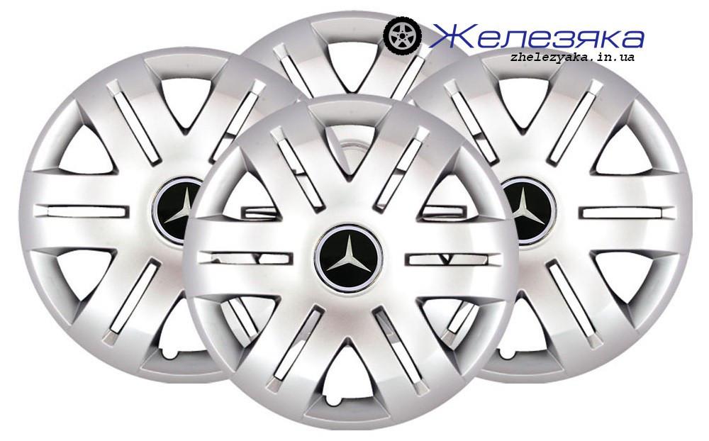 Колпаки на колеса R16 SKS/SJS №406 Mercedes