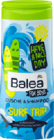 Дитячий шампунь BALEA For Boys Dusche & Shampoo